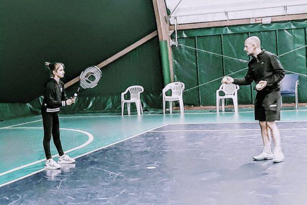 Educazione fisica, via ai corsi di tennis!