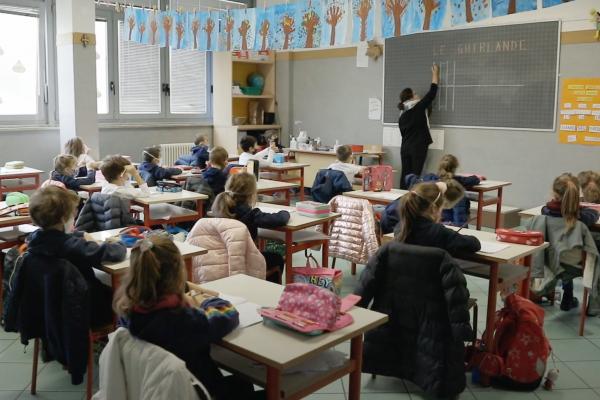 Scopri la scuola Primaria Canossa