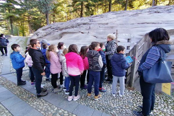 Gita in Val Camonica per rivivere la preistoria