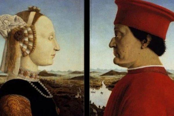 La storia e il metodo induttivo: il ritratto del Duca di Urbino